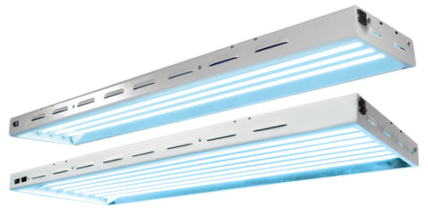 Sun Blaze T5 HO Fluorescent Light Fixtures - 120 Volt
