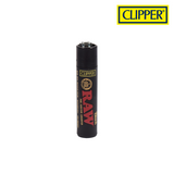 RAW CLIPPER LIGHTER - BLACK