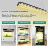 MARS HYDRO SP 150 150W COVER 2X2 (60X60CM) FULL SPECTRUM PLANT LED GROW LIGHT
