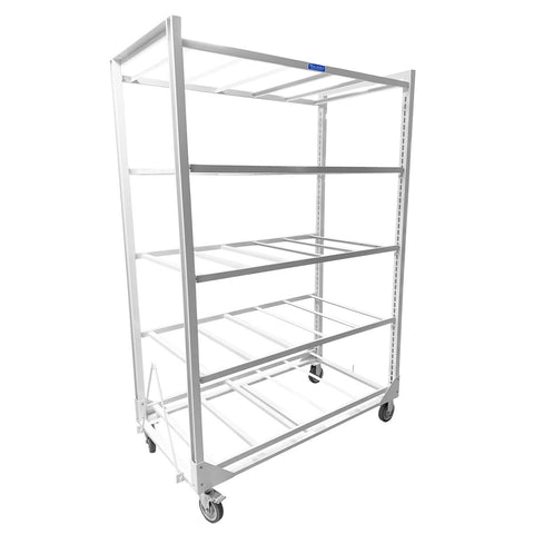 Wachsen Cloning Cart 4 Level White