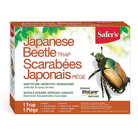 Safer's® Japanese Beetle Trap