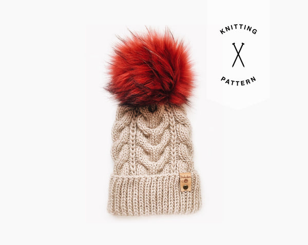 KNITTING PATTERN | The ChainClaw Beanie