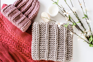 KNITTING PATTERN | The Chain Me Cowl