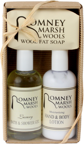Romney Marsh Gift Set - H&B, B&S, Soap