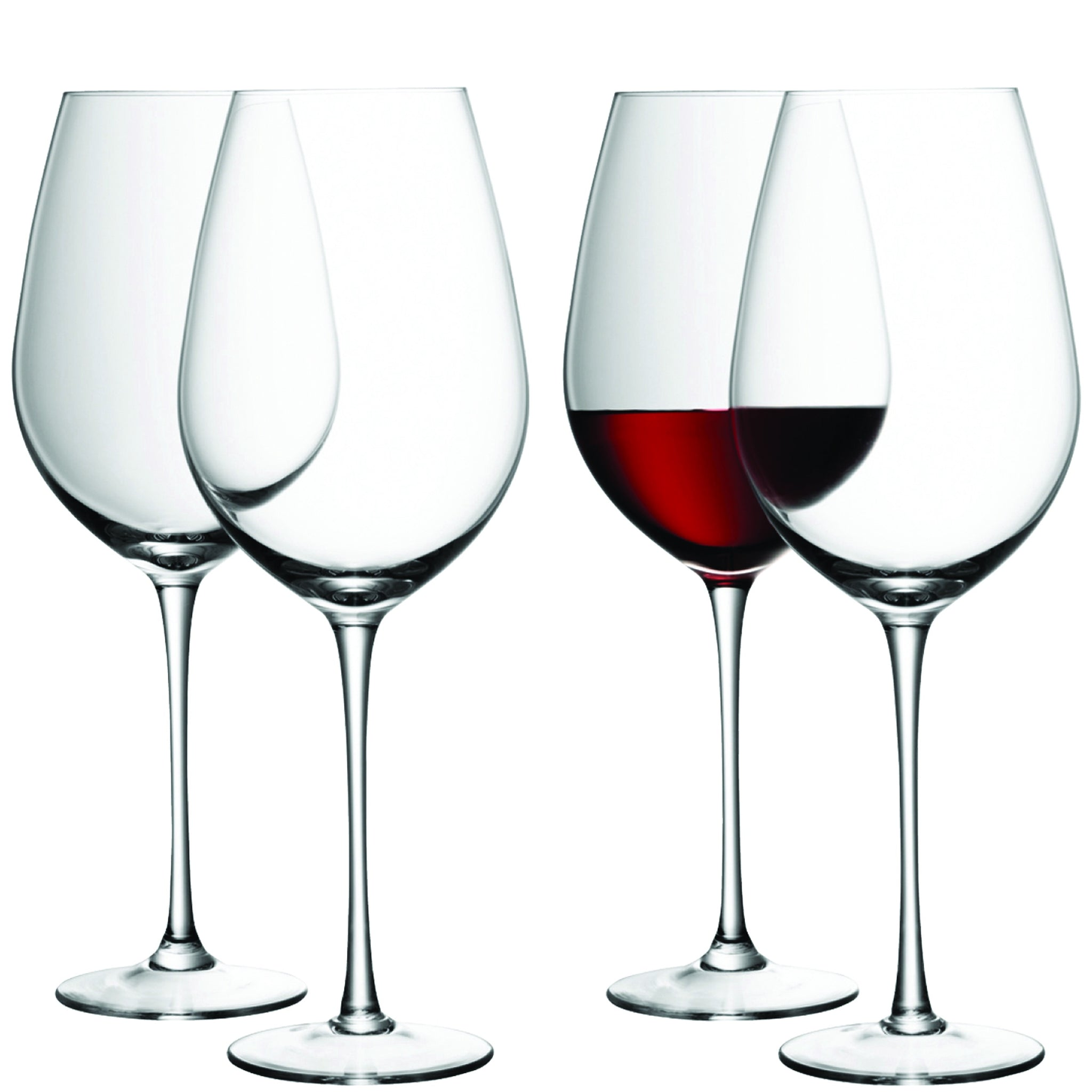 Wine Red Wine Goblet x4