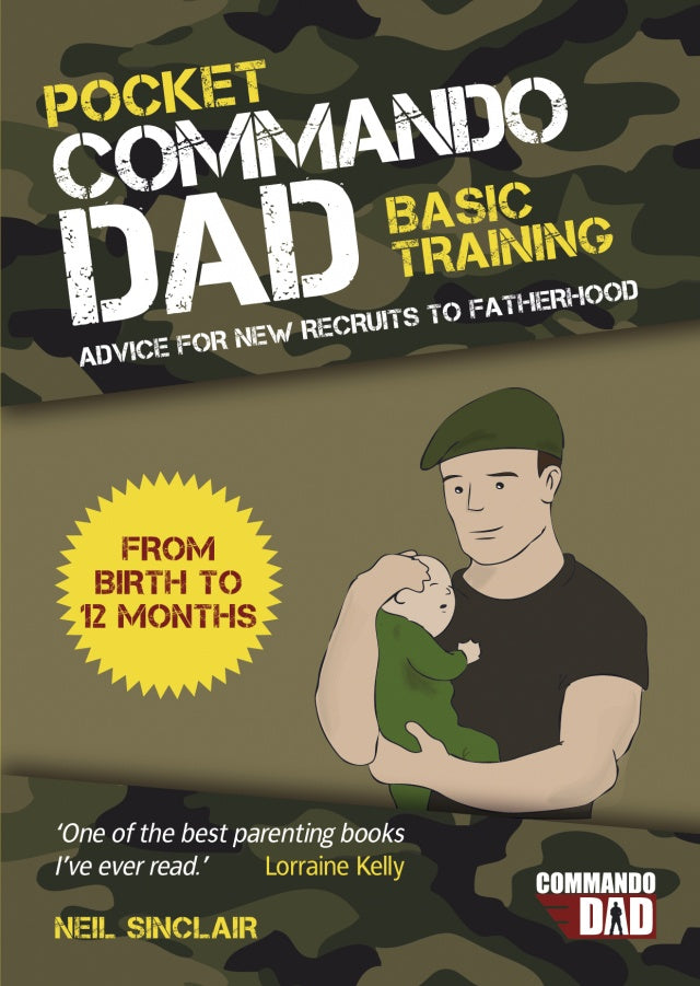 Pocket Commando Dad