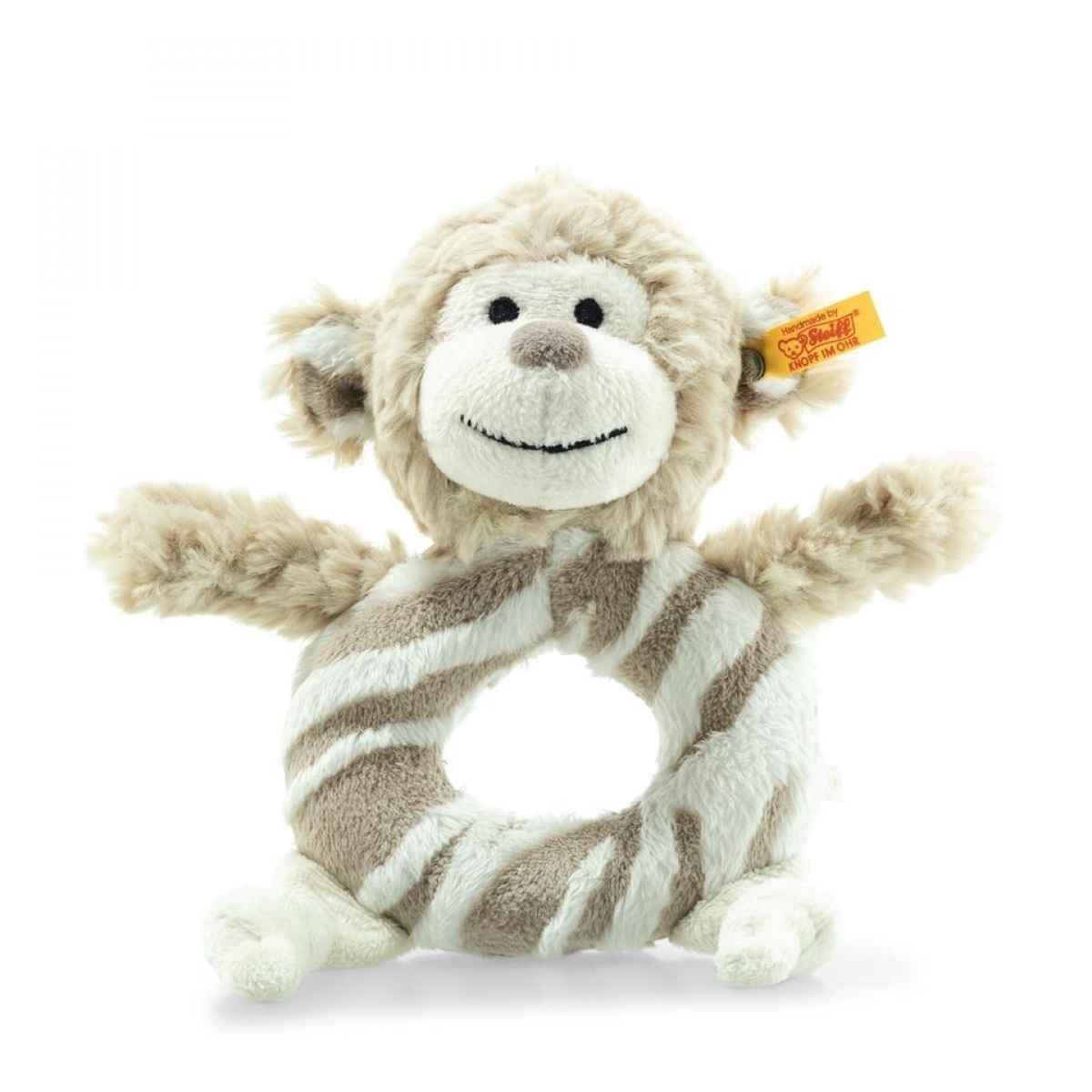Bingo monkey grip toy