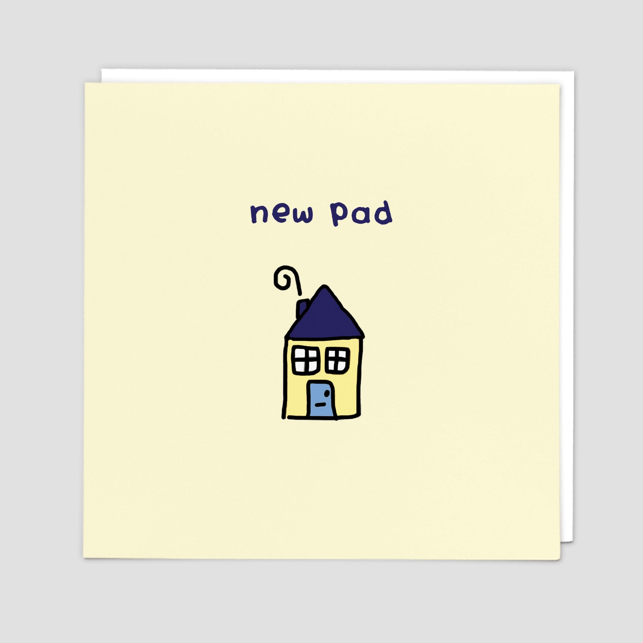 New Pad - Card