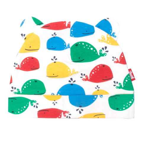 Kite Rainbow whale hat