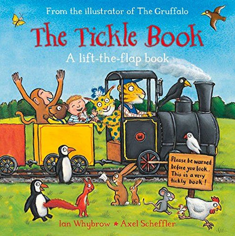 Tickle Book (Lift The Flap)