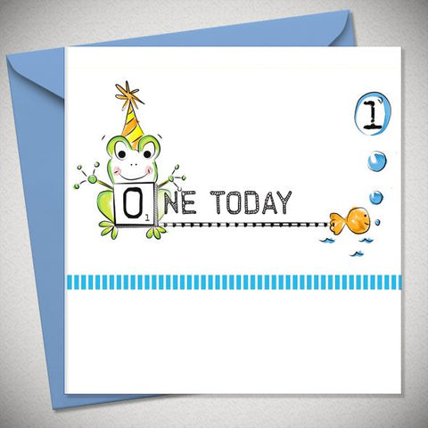 One today - frog