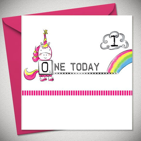 One today - unicorn