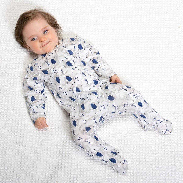 Ellie parade sleepsuit