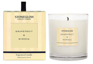 Modern Classic Candle - Grapefruit and Mimosa