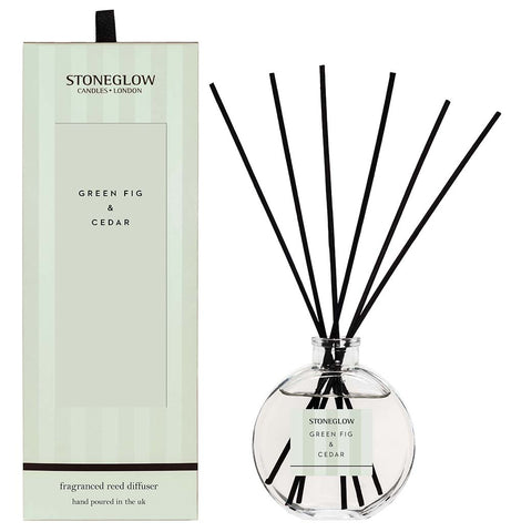 Modern Classic Diffuser - Green Fig and Cedar