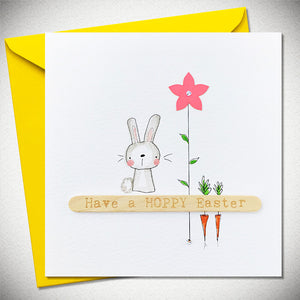 BB Hoppy Easter - card