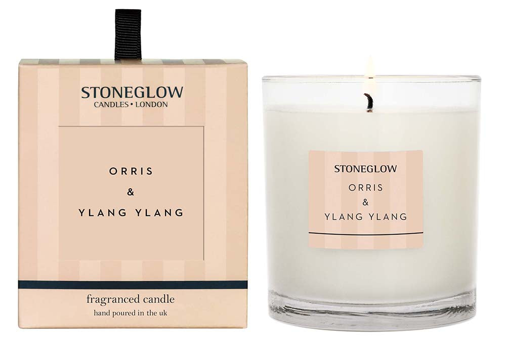 Modern Classic Candle - Orris and Ylang Ylang