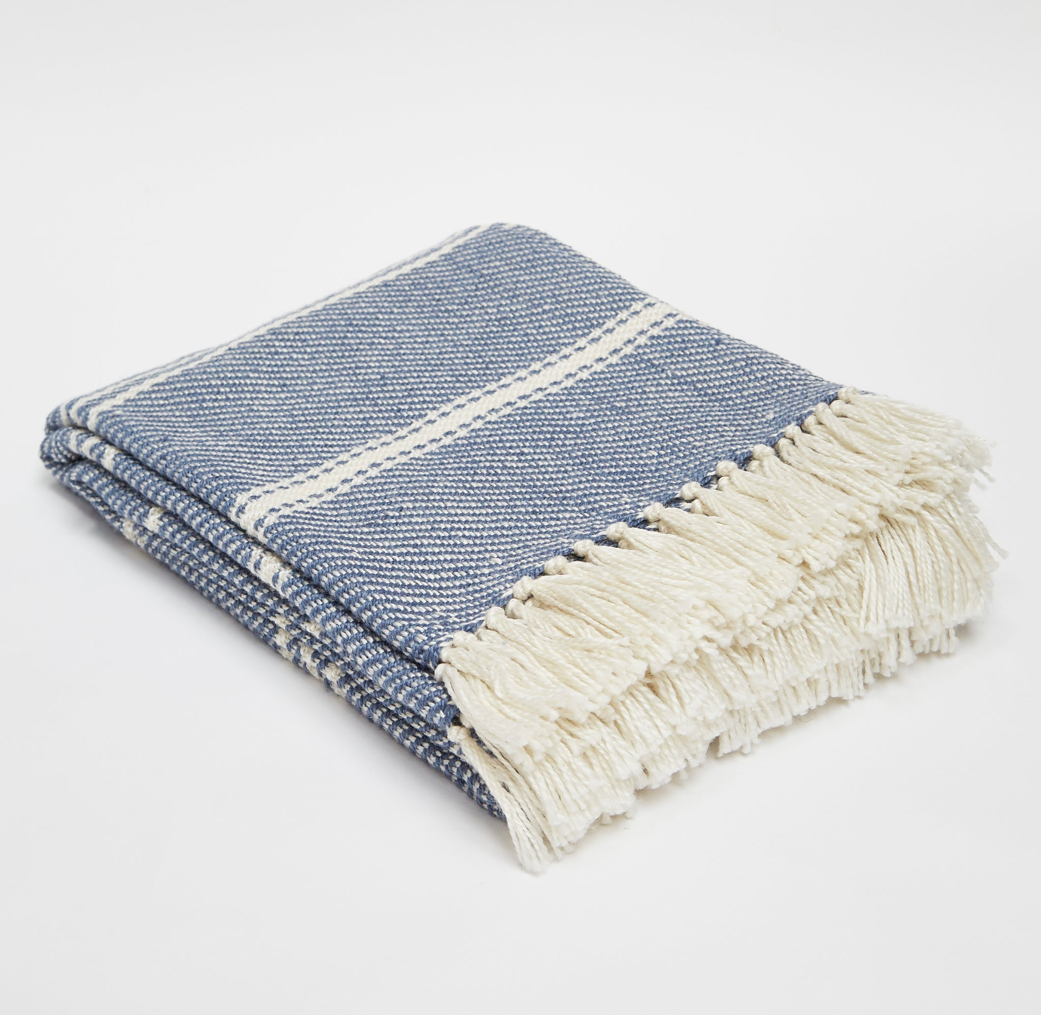 Oxford Striped Blanket