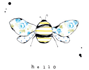 SSD Hello Bee - Card