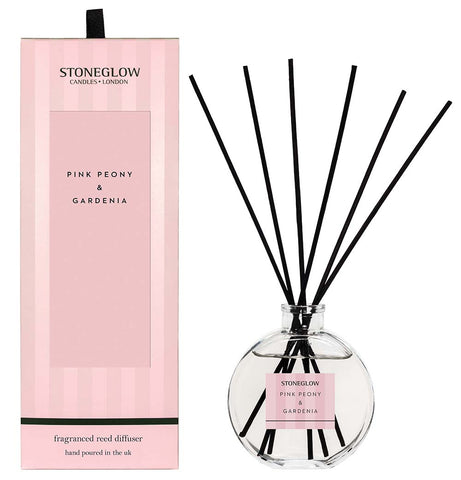 Pink Peony and Gardenia Diffuser