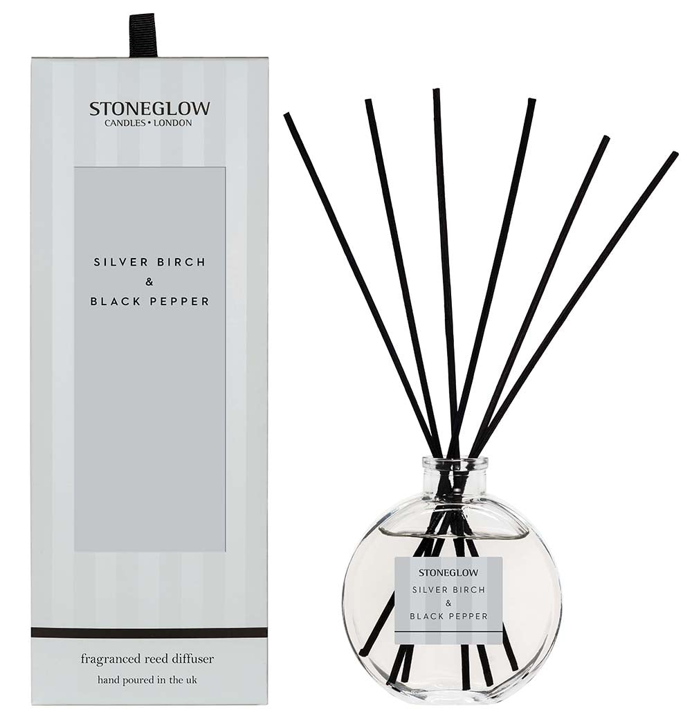 Modern Classic Diffuser - Silver Birch and Black Pepper