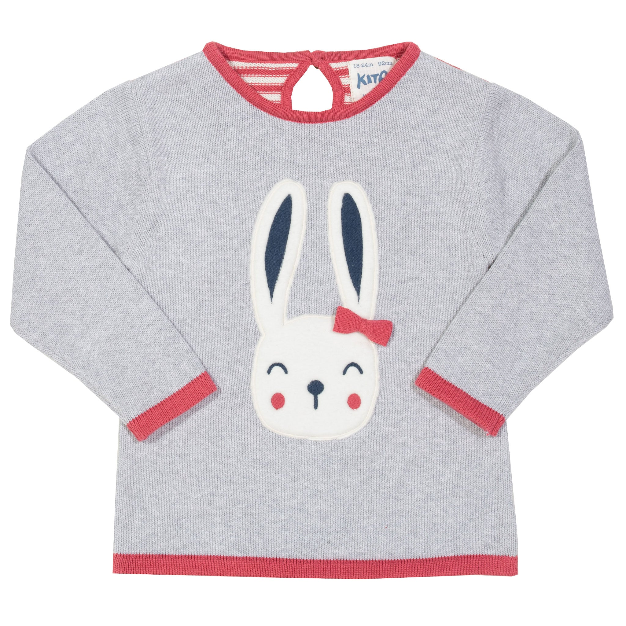 Happy hare jumper
