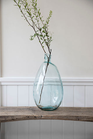 Wells Recycled Vase, Tall