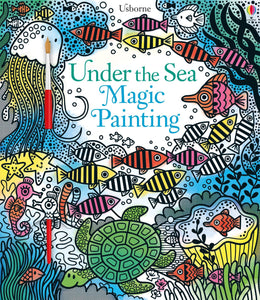 Magic Painting Book Under The Sea
