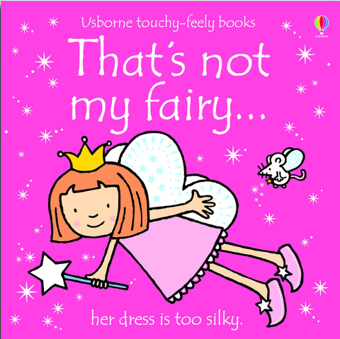 That's Not My Fairy - Touchy Feely