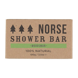 Shower Bar - Woodsman