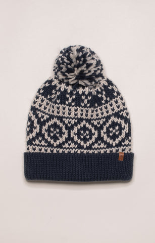 Chunky Fairilse Knit Hat