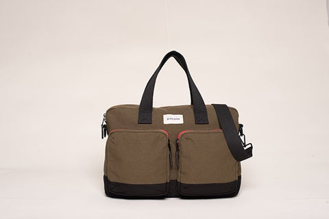 Pocket Messenger Bag