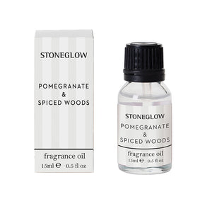 Pomegranate and Spiced Woods  Fragrance Oil