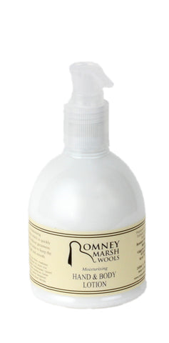 Romney Marsh Hand and Body Lotion