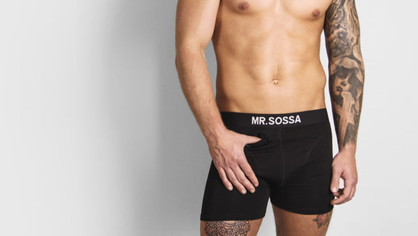 MR. SOSSA Black Boxer Festival Edition
