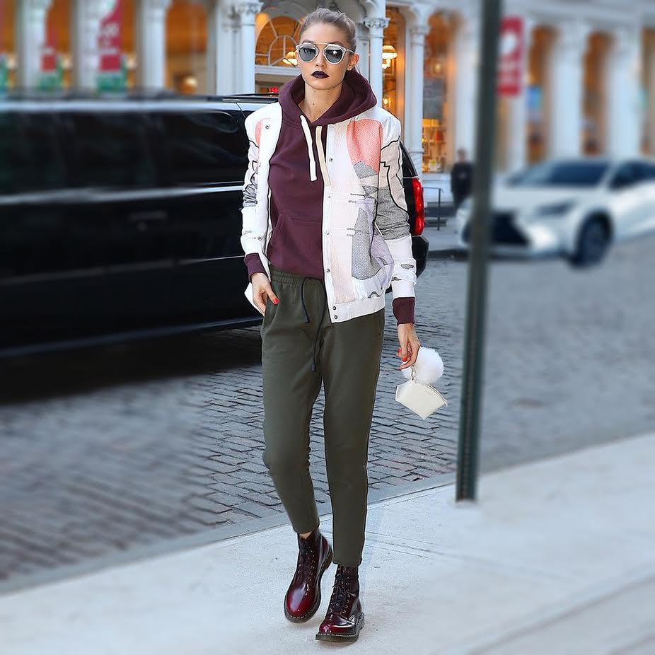 Our Favorite Celebs Show Us How to Sport Athleisure Attire