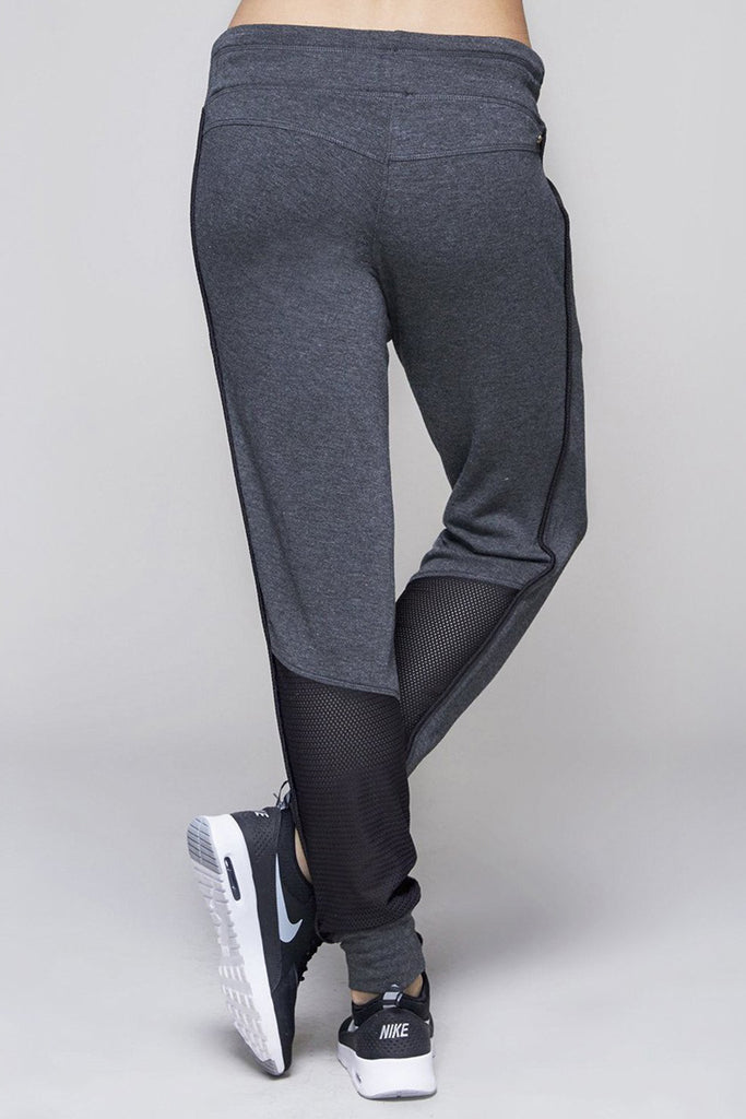 All Day Sweats in Granite, {View 2} | Alala | Luxury Women's Activewear | Style meets Sport