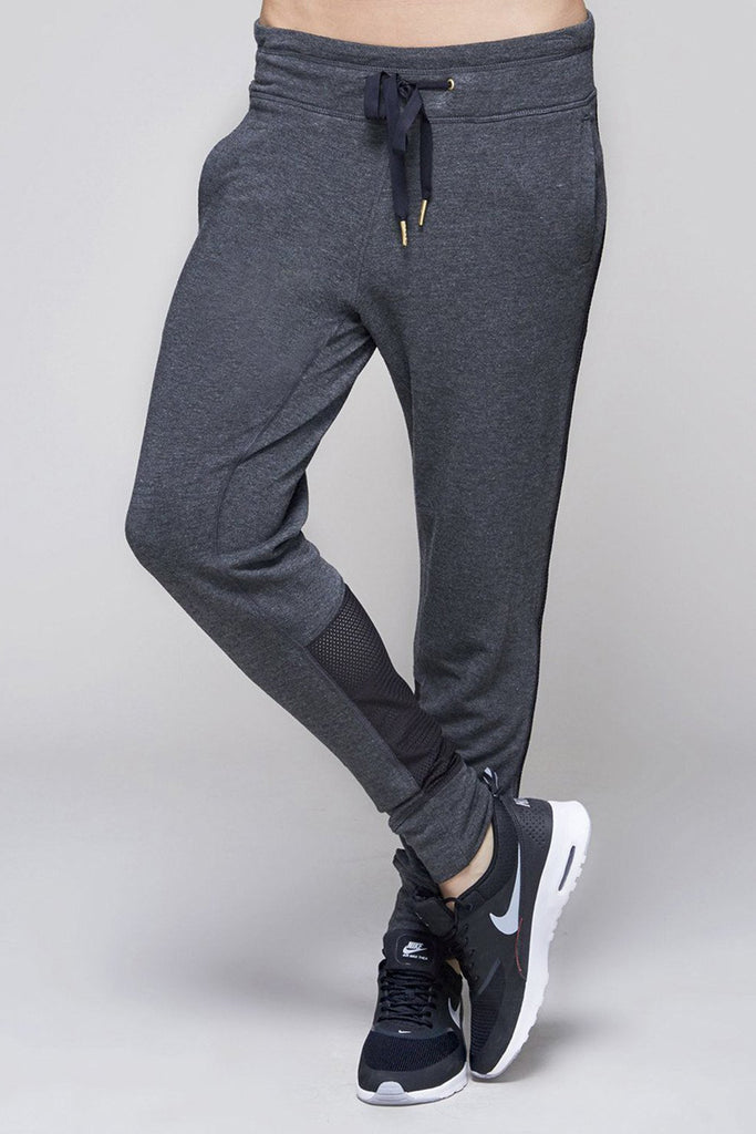 All Day Sweats in Granite, {View 1} | Alala | Luxury Women's Activewear | Style meets Sport