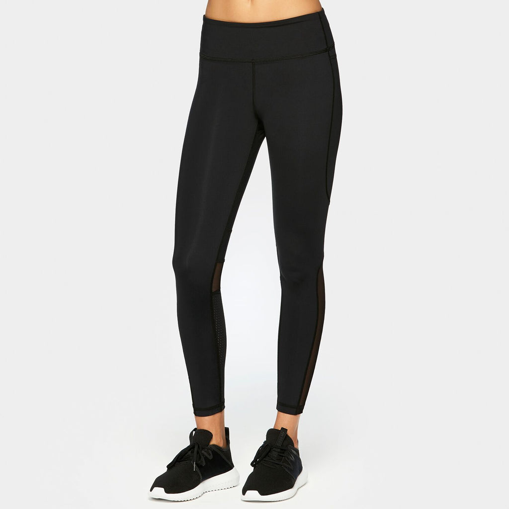 Siren Tight in Y7, {View 2} | Alala | Luxury Women's Activewear | Style meets Sport