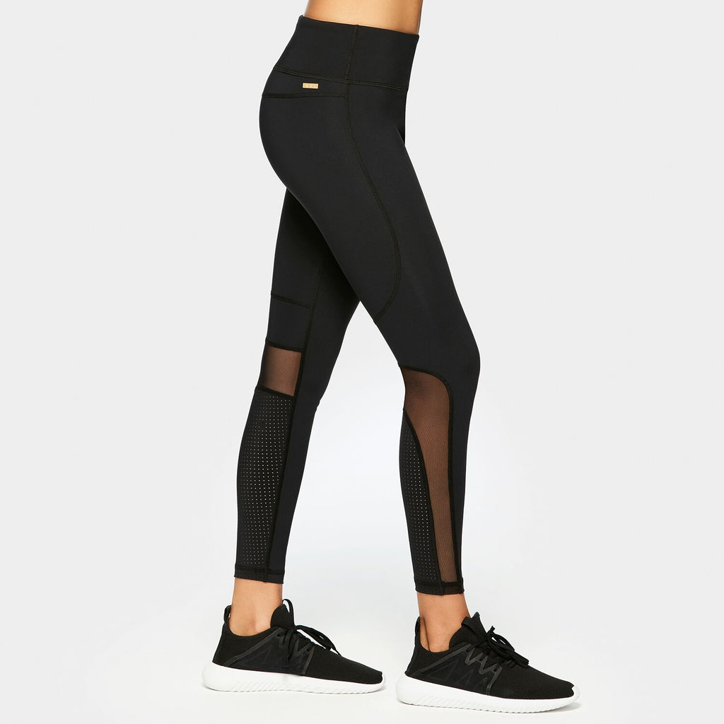 Siren Tight in Y7, {View 1} | Alala | Luxury Women's Activewear | Style meets Sport