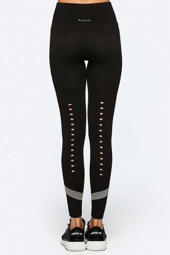 Alala Niche Tights in Black