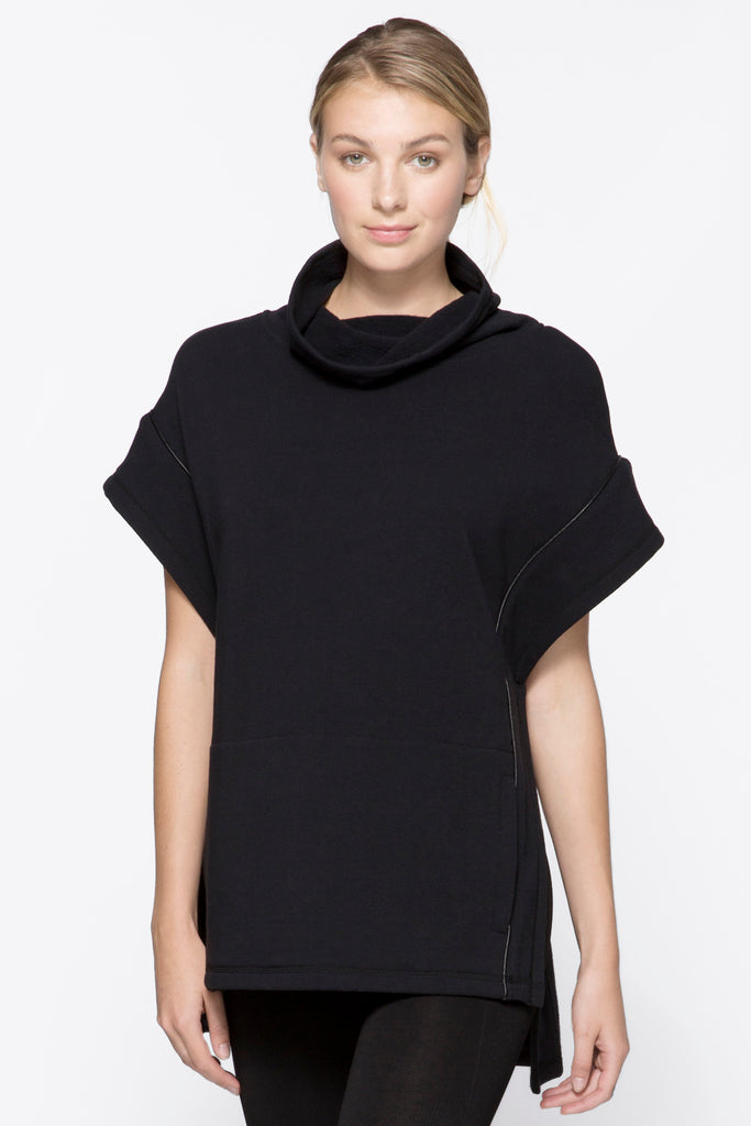 Storm Poncho in Army, $145 | Alala | Luxury Womens Activewear | Style meets Sport