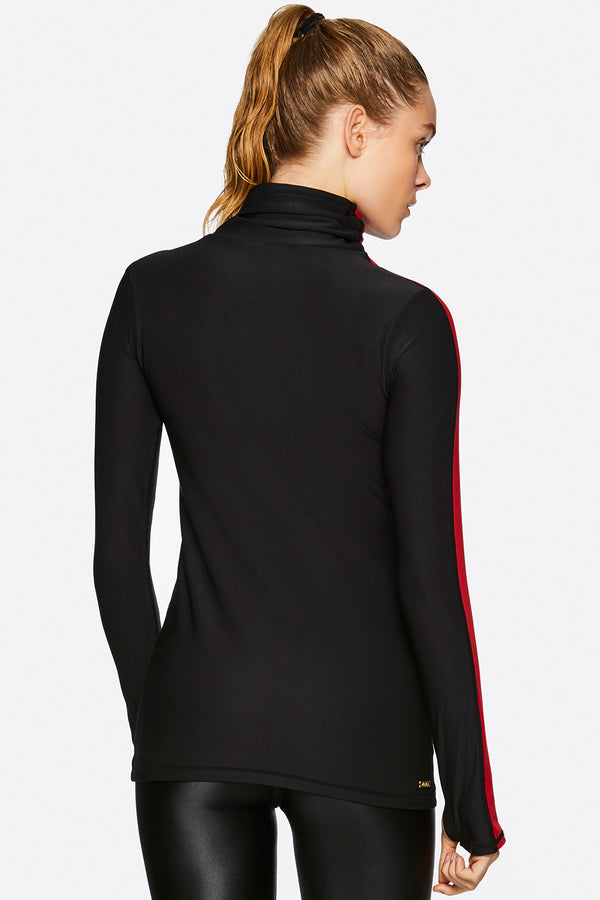 Race Turtleneck