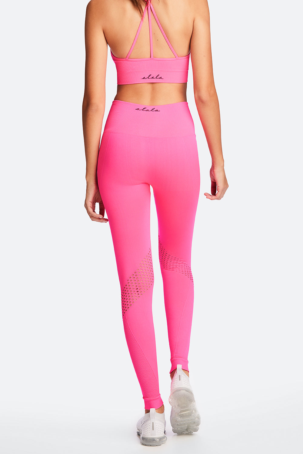 595143a373196a Essential Seamless Tight. Essential Seamless Tight -. in Neon Pink