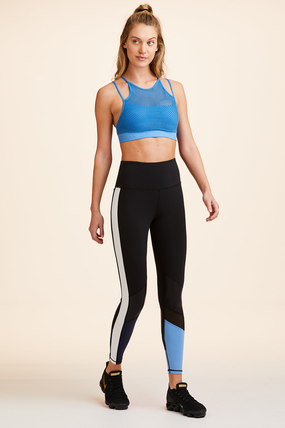 High Waisted Freestyle Tights
