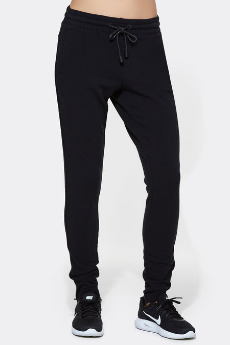 Storm Sweats in Black, {View 2} | Alala | Luxury Women's Activewear | Style meets Sport