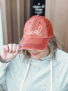 Hats - Local (click for more colors)