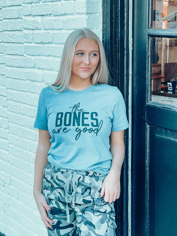 Bones Are Good Graphic T