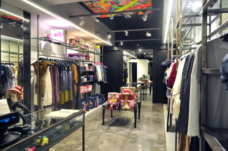 Boutique store in Makati