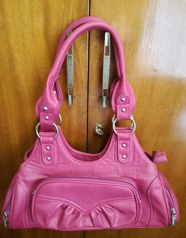CERISE PINK SOTTO BAG